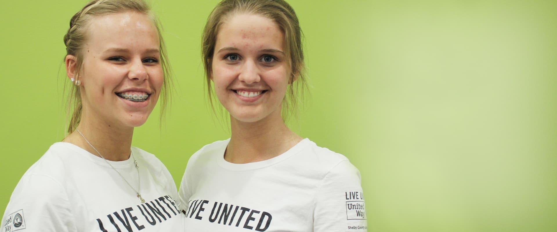 Student United Way Live United